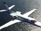 cessna-citation-5-ultra-flying