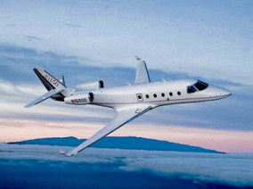 gulfstream-150-flying