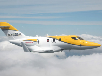 HondaJet, avion taxi destiné à la location d'avion d'affaire pour des vols à la demande, hondajet-flying