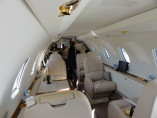 Cessna Citation Excel, jet privé destiné à la location d'avion d'affaire pour des vols à la demande, citation-excel-interior-seat